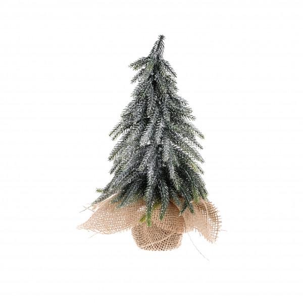Tannenbaum getopft H:27cm